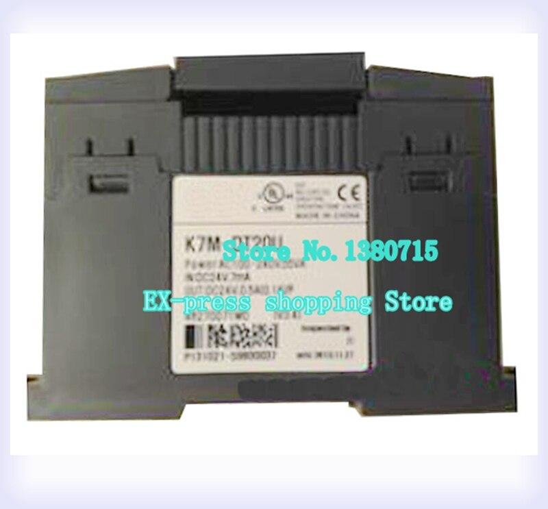 K7M-DT20U PLC الترانزستور برمجة المنطق تحكم 12 Dc الإدخال 8 الناتج الترانزستور 85-264VAC