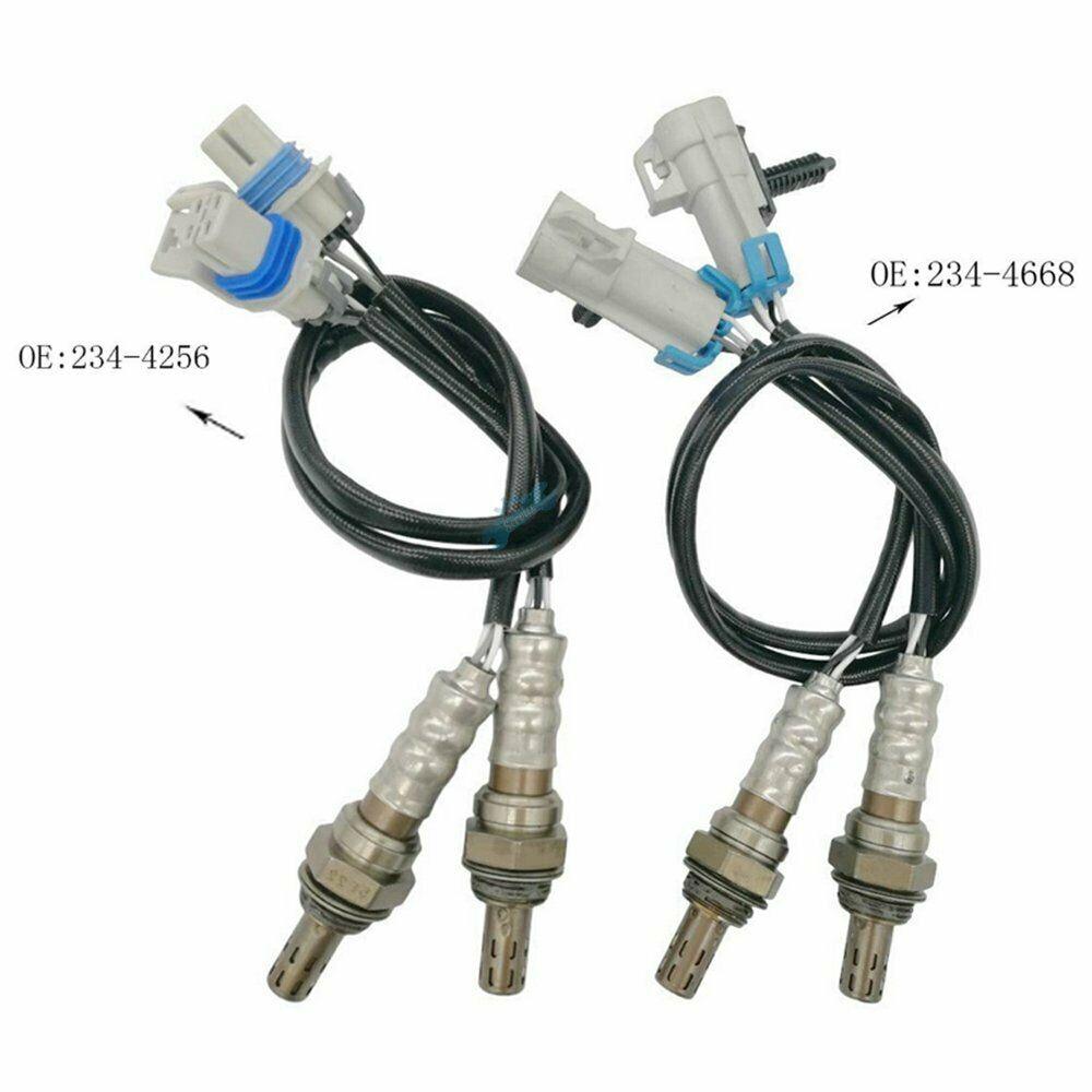 4 провода вверх по течению O2 кислородный датчик новый для GMC Yukon Chevy Tahoe выхлопных газов кислородный датчик автомобилей