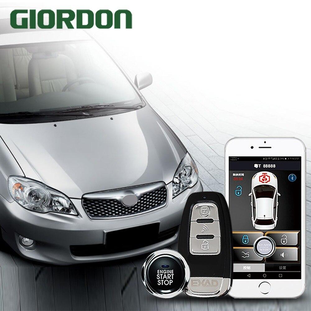 Corolla 2011, accesorios para coche, sistema de confort de entrada sin llave, aplicación remota para teléfono PKE, arranque de coche para motor de coche, alarma Push 913