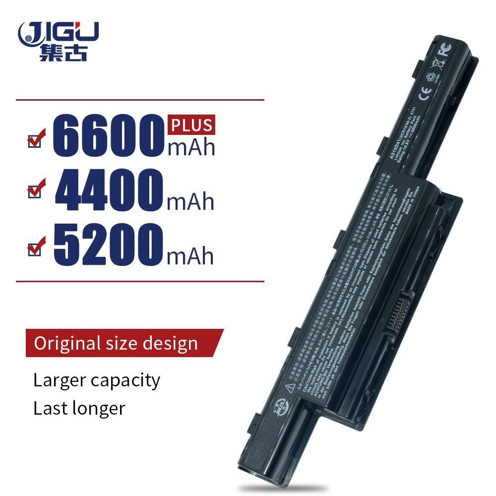 JIGU, batería para ordenador portátil, E1-431 E1-471 para Acer Aspire V3 V3-471G...