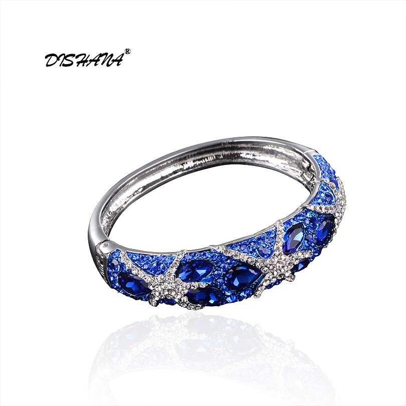 2015 New Fashion Luxury Wedding Bracelets Bangles Vintage Gold Silver -color Bracelet Crystal Bracelets For Women(s0028)