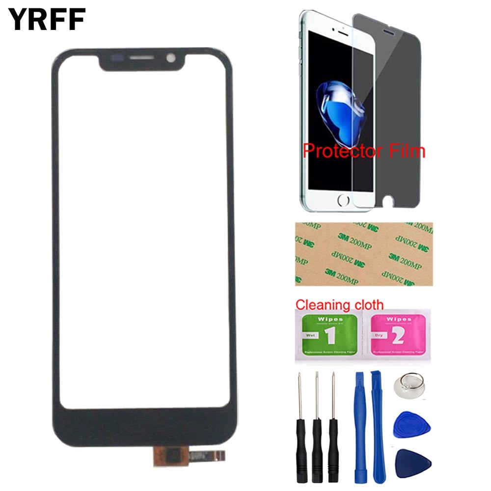 Touch Screen Glass For Doogee X70 Touch Screen TouchScreen Phone Front Glass Digitizer Panel Sensor