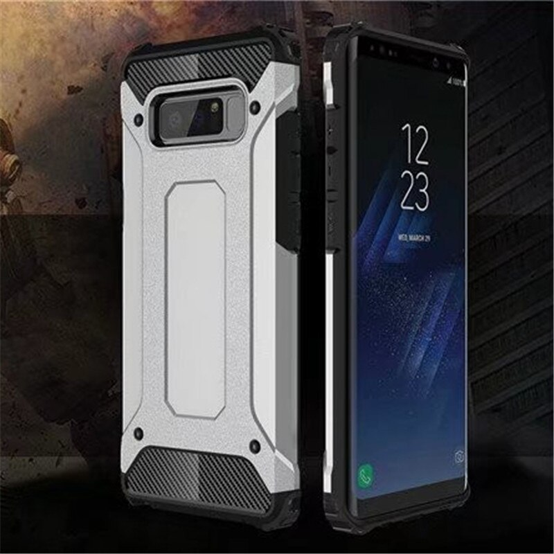 Для Samsung Galaxy S5 S6 S7 Edge S8 S9 PIus Hybrid Armor TPU чехол для J1 J3 J5 J7 A3 A5 A7 2016 2017 прочный Чехол Grand Prime
