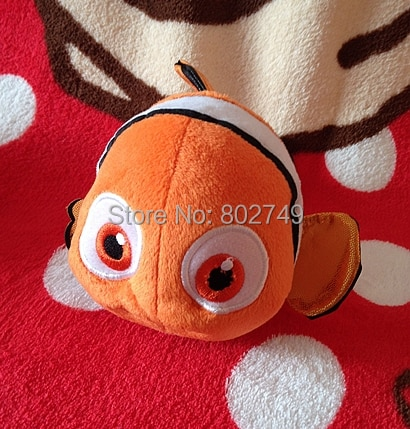 Buscando a Nemo de peluche Mini bolsa de frijoles de juguete 16cm