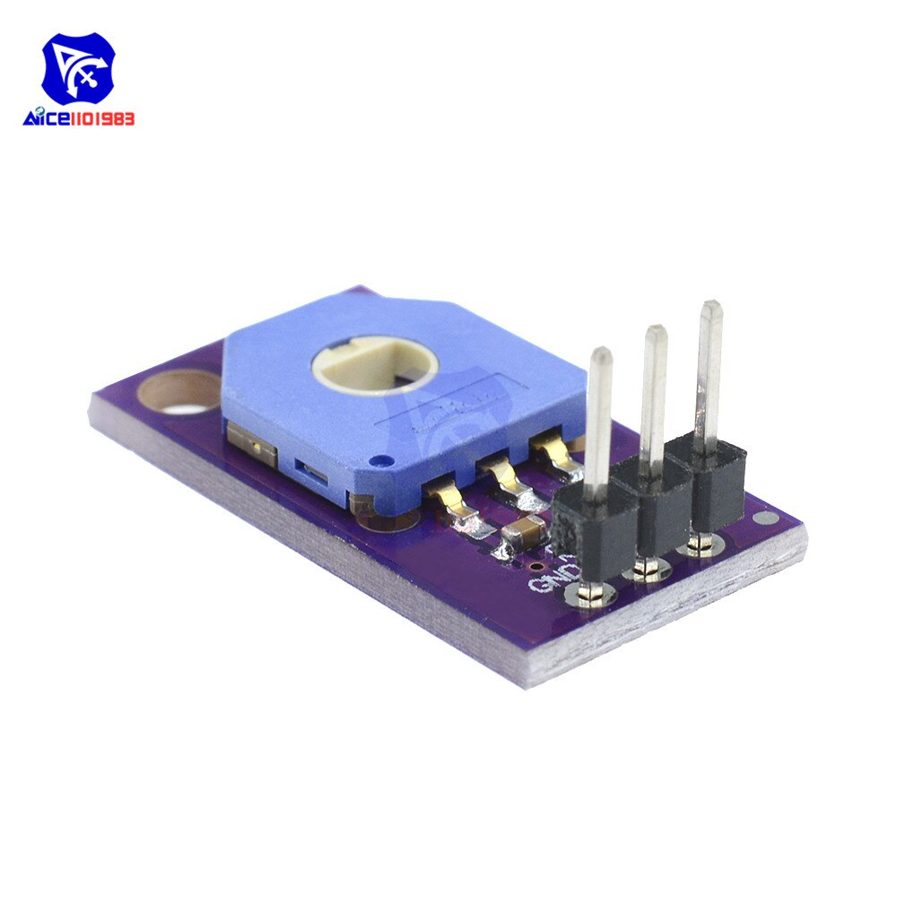 Модуль датчика угла поворота для Arduino,