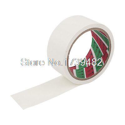 Branco Adesivo Pano Fita Vara 43mm para a Selagem Da Embalagem