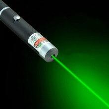 Hohe Qualität Grünen Laser-Pointer 5mW Leistungsstarke 532 nm Laser Stift Professionelle Lazer pointer Für Den Unterricht Im Freien Spielen