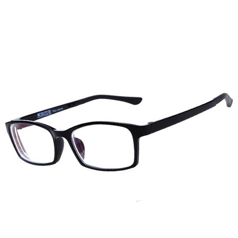 Nova Condução Óculos de Leitura Para Mulheres Dos Homens Casaco Preto Film Ultraleve Miopia Quadro de Leitura Óculos De Dioptria