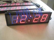 3inch 4digits indoor led clock(HIT4-3R)
