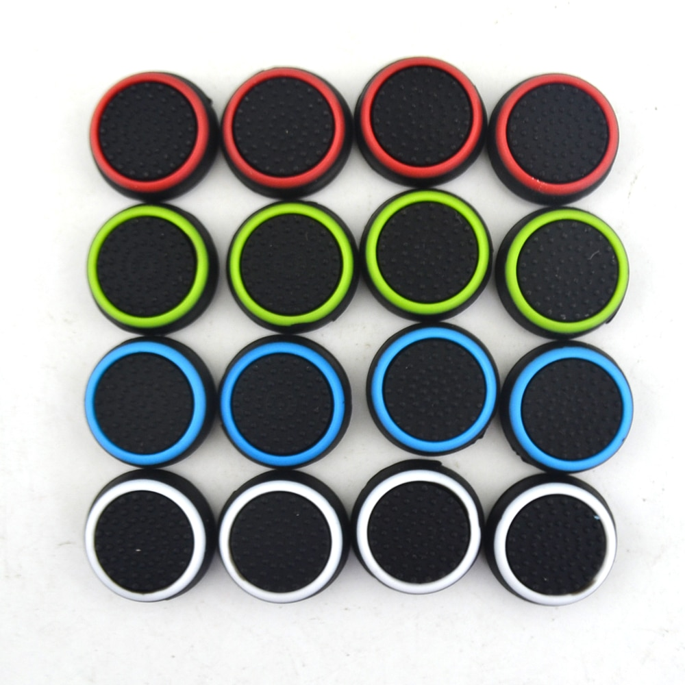 2pcs Analog Controller  Stick Grip Cap Cover Skin for PS4 PS3 PS5  for Xbox one 360  series S X
