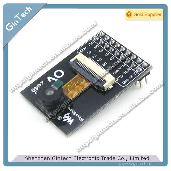 ¡Envío Gratis! OV9655 Módulo de cámara web OV9655 CMOS Módulo de cámara web