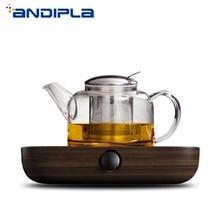 Japanese Style Electronic Heating Plate Teapot Coffee Cup Mug Teacup Kettle Warmer Mini Tea Stove Heat Electric Ceramic Heaters