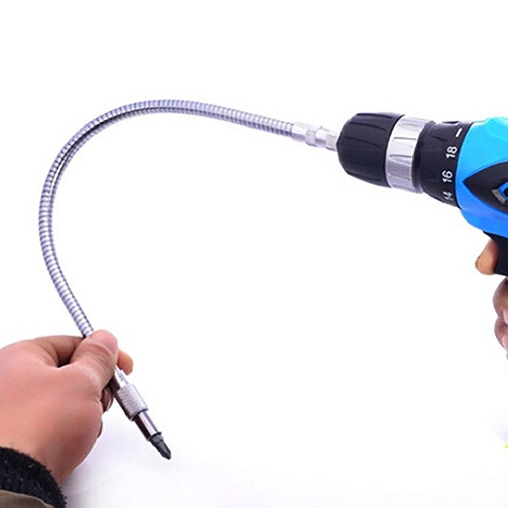Металлический легкий гибкий гибочный вал Соединительный адаптер для электрической дрели Деревообрабатывающие инструменты гибкий вал Аксессуары # h