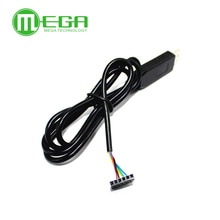 10 pièces 6pin FTDI FT232RL USB vers module adaptateur série USB vers câble TTL RS232