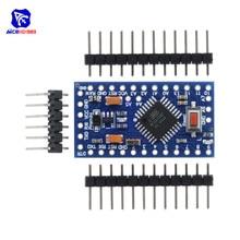 Diymore ATMEGA328 Pro Mini Module MEGA328 Mini ATMEGA328 3.3V 8 Mhz Vervangen ATMEGA128 Voor Arduino Nano Met Pins