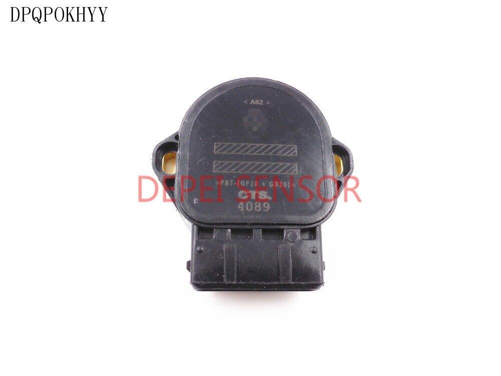 DPQPOKHYY X1 Throttle Position Sensor For Renault CLIO/Twingo 7700431918 8200139460