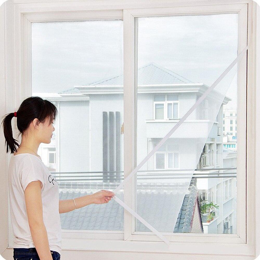 Mosquitera de malla para interior, cortina para Puerta, ventana, Mosquitera, novedad de...