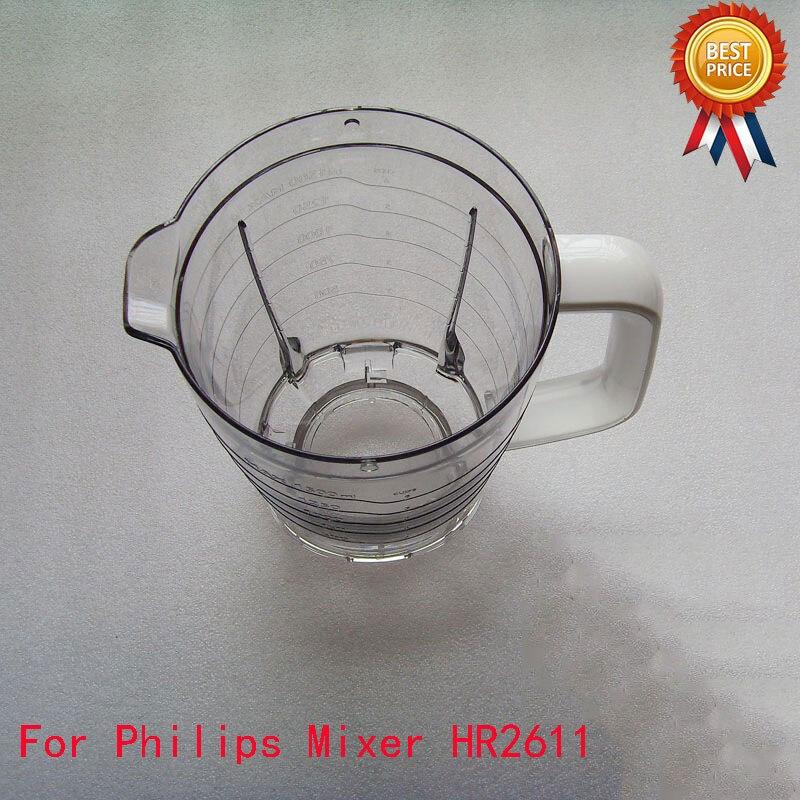 para philps misturador copo plastico hr2166 hr2165 hr2163 hr2162 copo de mistura