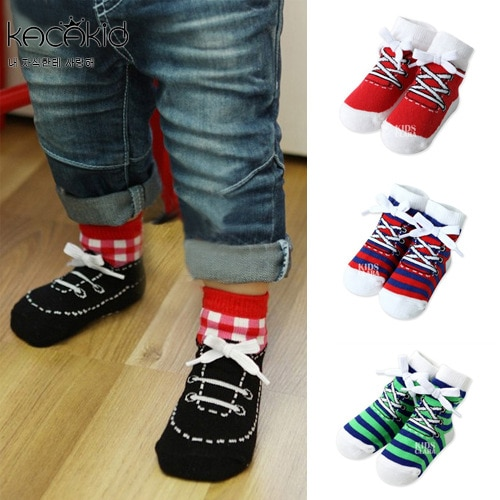 New Arrive Baby Shoes Designs Socks Handsome Lovely Gentleman Boys Wear Cotton GZ30