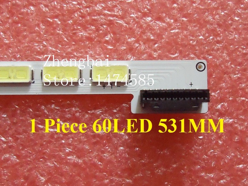 Neue 1 Stück LC420EUN LED streifen für Lg 42lm620t 6922L-0016A 6916L01113A 6920L-0001C 60LEDs 531MM