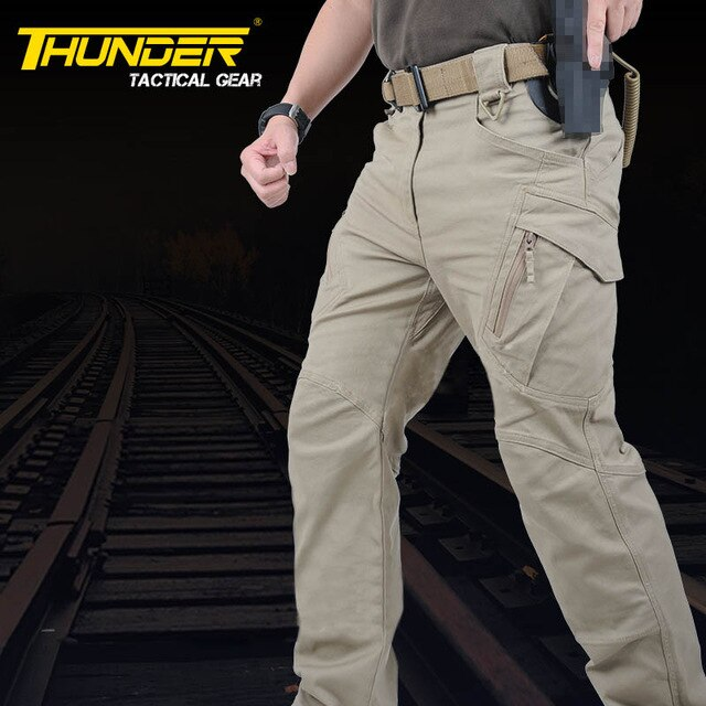 TAD Tactical Pants IX9 Mens Military Combat Hike Outdoors SWAT Hunter Train Army Trousers 97% cotton 3% Spandex YKK zipper