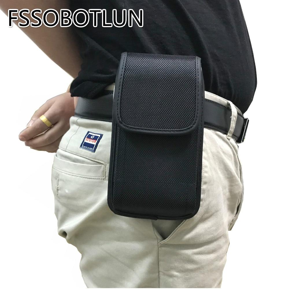 FSSOBOTLUN, Luxo Esporte Cintura Holster Belt Clip Pouch Case Capa Bag Shell Para Gionee F5/F6/M7/M7 Power/M6/M6 + Plus/M2017