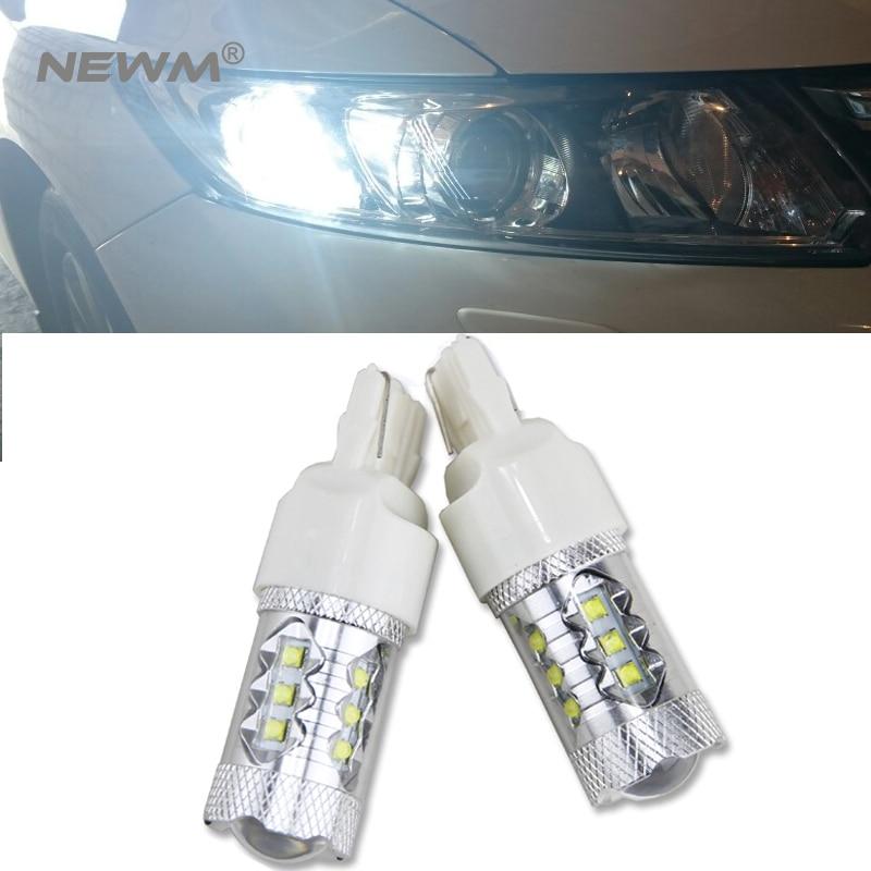 2x T20 7440 w21/5w w21w For CREE Chip Bulb White/Yellow/Red Auto Car LED Light Reverse Turn Signal Light DC12V 24V