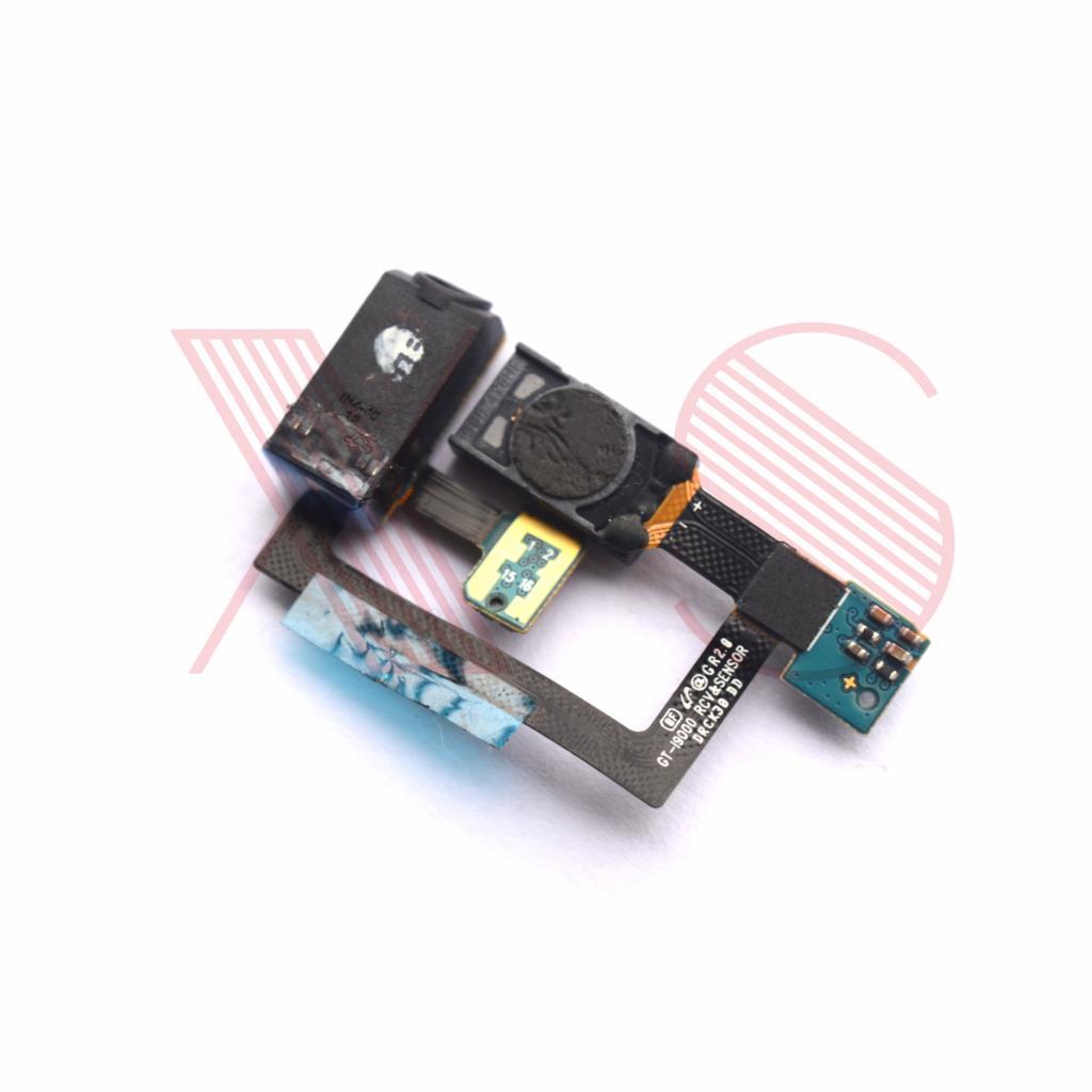 Auricular con Cable flexible para Galaxy S i9000 i9001, auricular