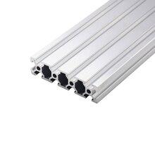 2080 Aluminum Profile European Standard Anodized Linear Rail 2080 Aluminum Profile Extrusion 2080 Extrusion CNC 3D Printer Parts