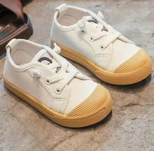Baskets en toile pour enfants   Chaussures plates pour enfants, chaussures à talons, souliers à la mode, taille 21 à 30, nouvelle collection
