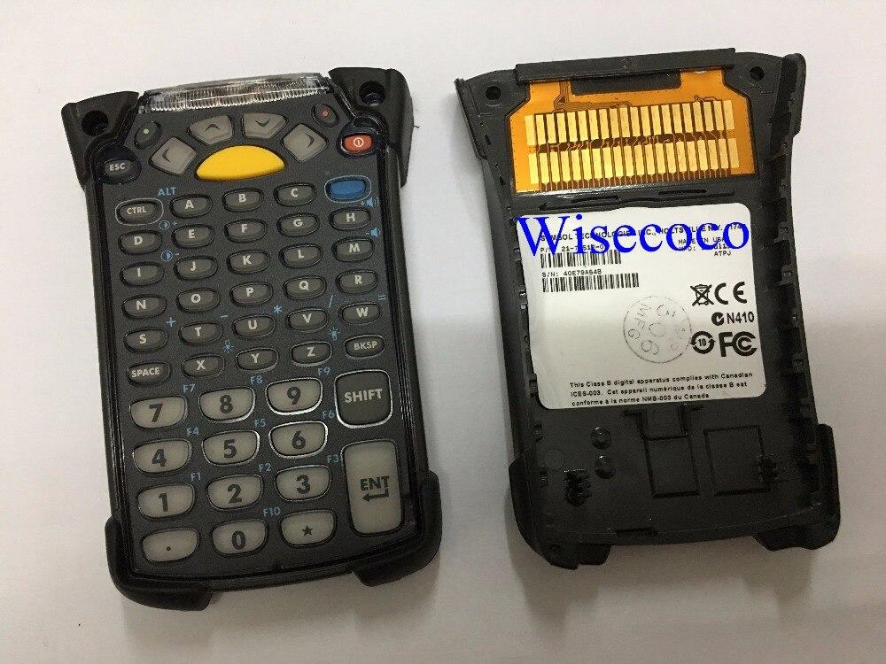 Novo Original para Motorola Symbol MC9090 Zebra MC9090-G MC9190 MC9190-G MC92N0 53 Teclas Padrão do Teclado (Teclado P/N 21-79512-01)