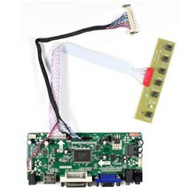 12.1 cal 800x600 LQ121S1LG75 płyta kontrolera lcd (HDMI DVI vga audio płyta sterownicza)