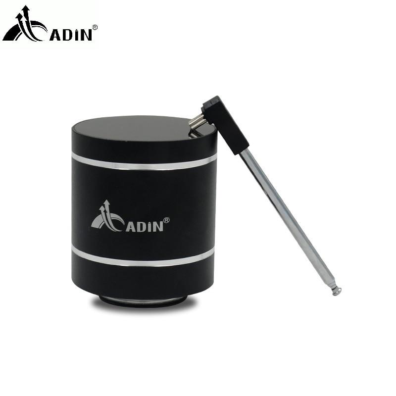 ADIN 15W Vibration Speakers Bluetooth Mini Speakers FM TF Computer Phone Wireless Subwoofer Hifi 3D Vibration Speaker 1100mAh