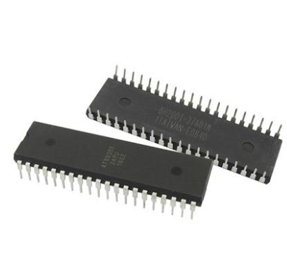 5 unids/lote AT89S51 AT89S51-24PU DIP40 microcontrolador nuevo original