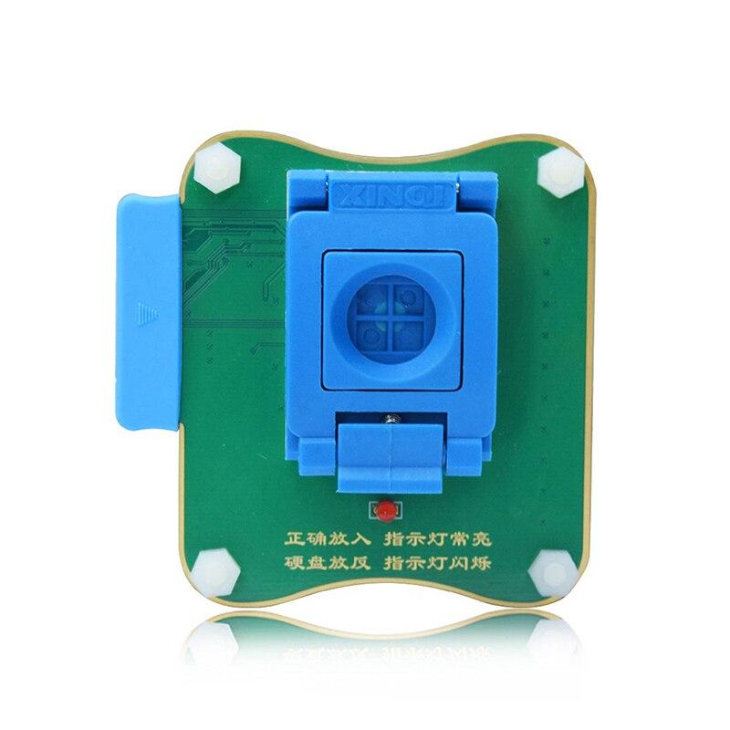 JC 32BIT/64BIT Nand إصلاح المقبس القرص الصلب NAND قراءة كتابة مبرمج آيفون 4/4s/5/5C/5s/6/6P باد إصلاح الهاتف المصغرة الهواء