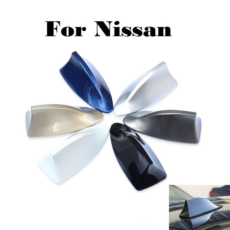 New Car Shark Fin Antenna Aerials AM/FM Radio Signal For Nissan Otti (Dayz) Pathfinder Patrol Pino Pixo President Primera Pulsar