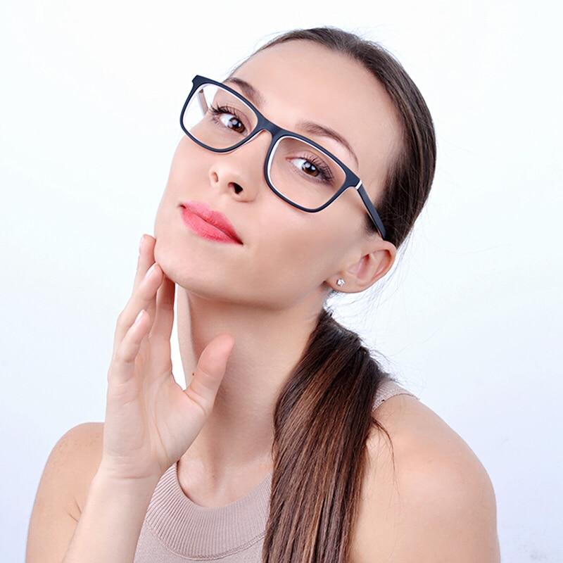 Kirka Black Glasses Frame Square Frame Optical Eyeglasses Frame For Men And Women Acetate Eyewear Retro Eye Glass Frames