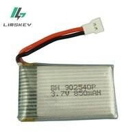 3.7V 850 mAh Syma X5C lithium polymer battery Flygt special Lipo battery 902540