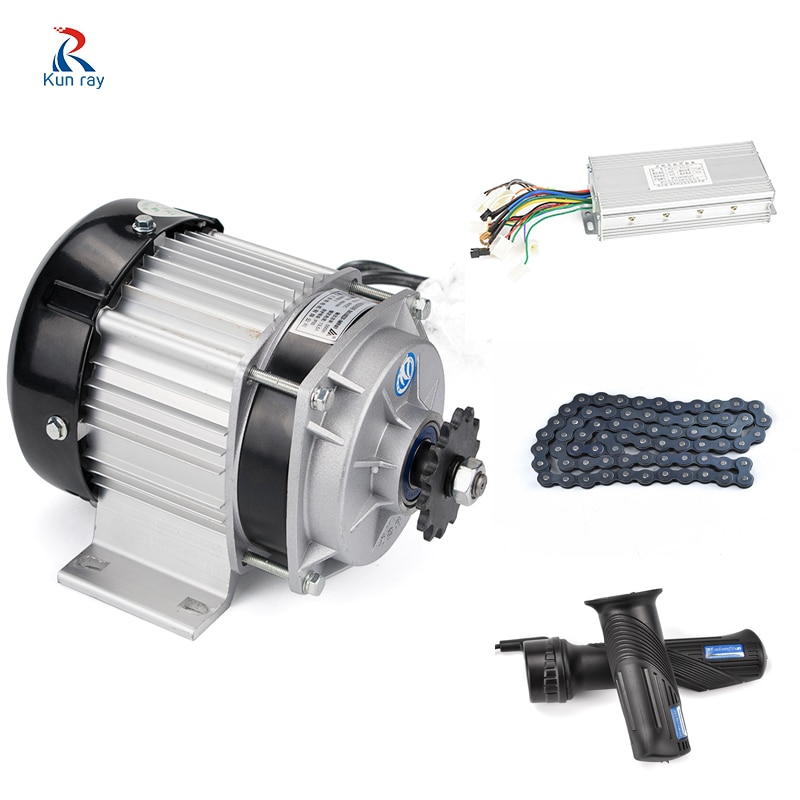 Motor eléctrico sin escobillas para Bicicleta, 750W, 48V60V, BM1418ZXF, Kit de Motor...