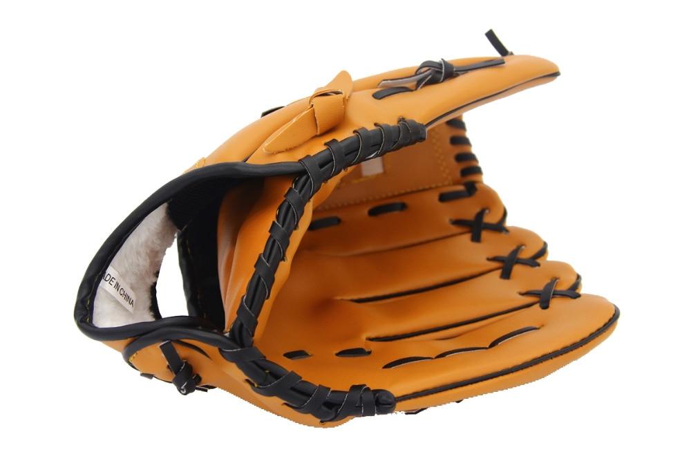 Бейсбольные перчатки, размеры 10,5/11,5/12,5, цвета на выбор