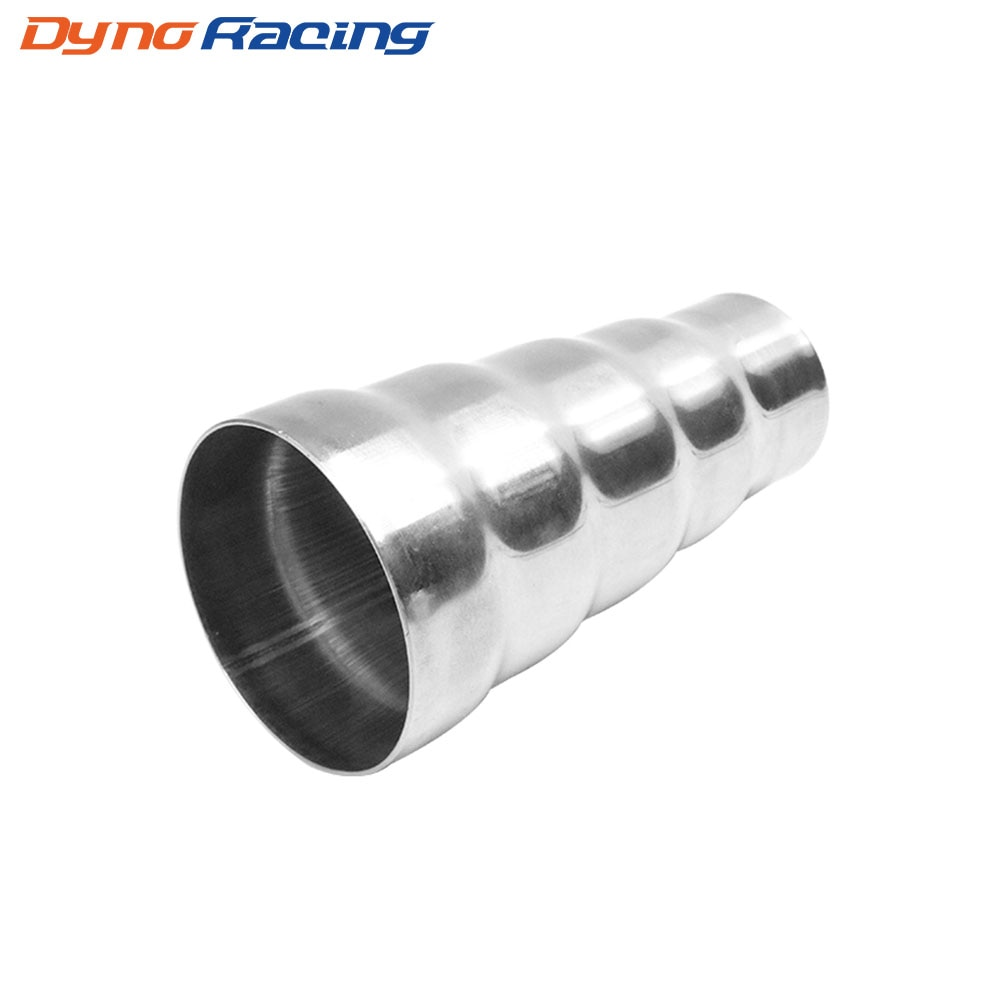 AliExpress - Universal 201 Stainless Steel Exhaust 5 Step Reducer Adapter Connector Tube Pipe Cone