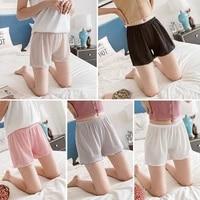 3 per pack summer new beauty safety pants women loose three pants anti light shorts