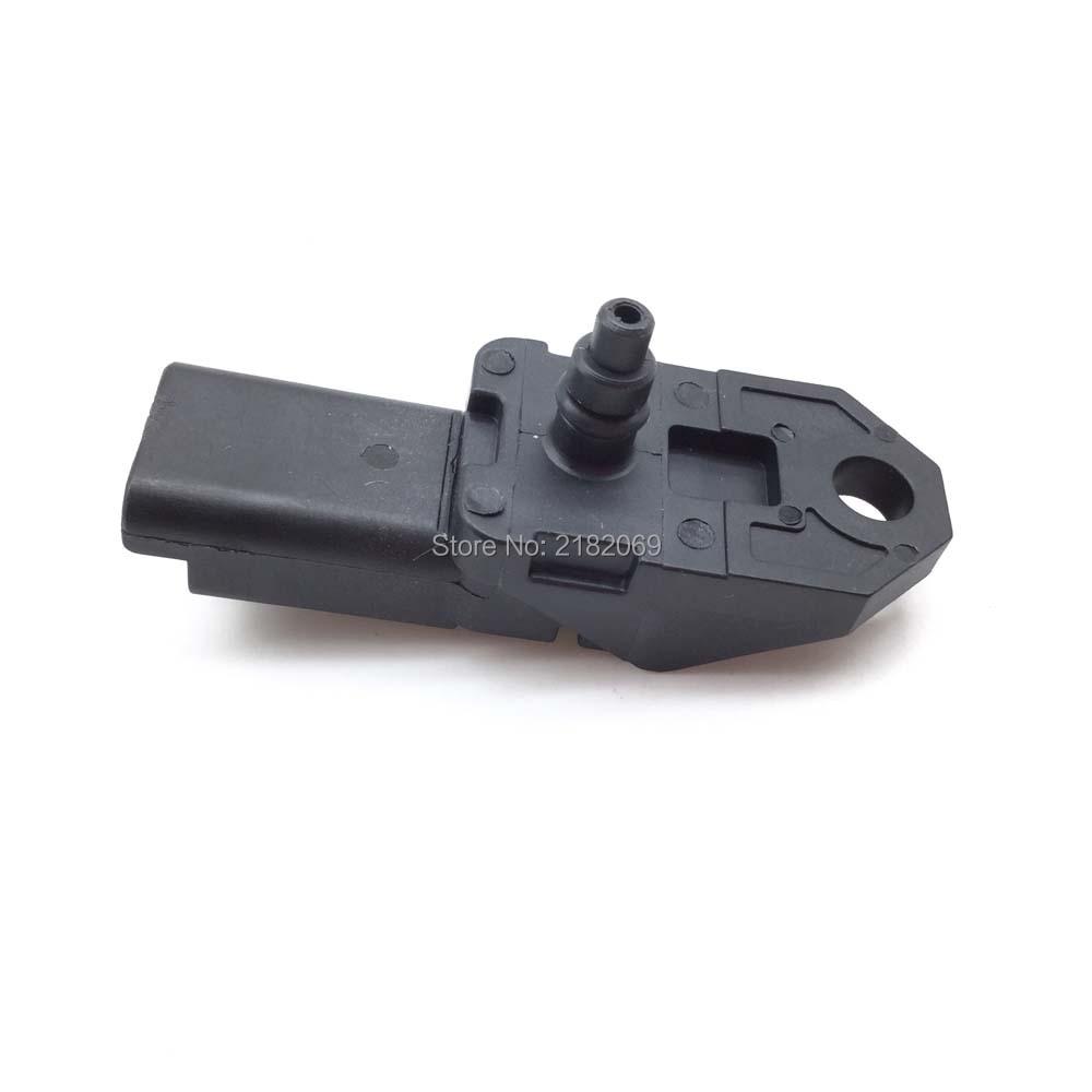 Pressure MAP Sensor For Citroen Berlingo C2 C3 C4 I C5 C8 Xsara Jumpy Volvo C30 C70 S40 S80 V50 V70 3M5A12T551AC,Y601-18-211A