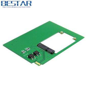WD5000MPCK SFF-8784 SATA Express to mSATA adapter Cards expresscard PCBA for UltraSlim Hard Disk SSD WD5000M22K WD5000M21K