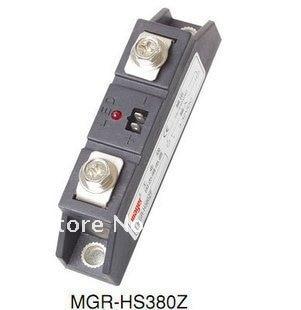 LED indica relé de estado sólido industrial SSR HS3300Z 300A DC-AC