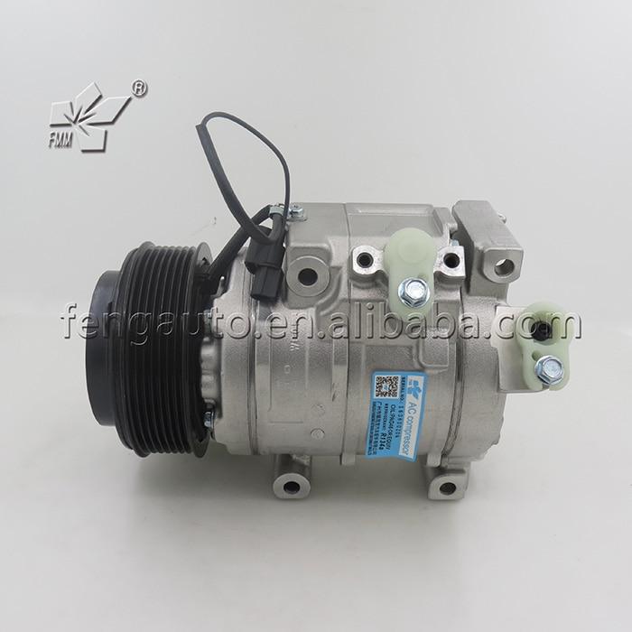 Compresor automático de CA 10SR15C para honda CRV 2,2 351105331 DCP40004 4471907503