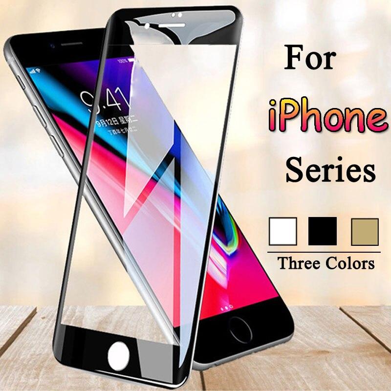 Защитное стекло для iPhone 6 s s6 7 8 6 Plus aphone Tremp, закаленное стекло iphoe 6 s, защита экрана