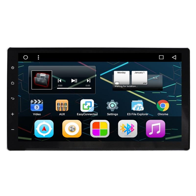 """9 """"Unidad Central Android Autoradio unidad principal estéreo coche Multimedia GPS para Toyota Hilux 2015 2016 2017"""