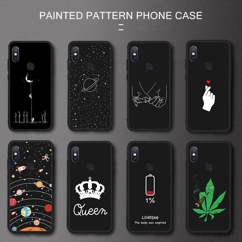 Phone Case For Xiaomi Redmi Note 7 8 9 8Pro Note 6 5 Pro mi 11 S2 6A 5A 5 Plus Mi A2 Pocophone F1 Mi