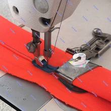 Промышленная швейная машина аксессуары электрический плоский автомобиль потянув баррель щипцы рулон ведущей ткани прокатное устройство